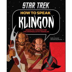 How to Speak #Klingon: Essential Phrases for the Intergalactic Traveler