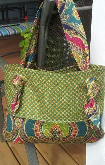 sac anses foulard