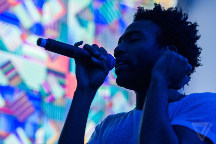 'Because the Internet' online fame gives Donald Glover the feels