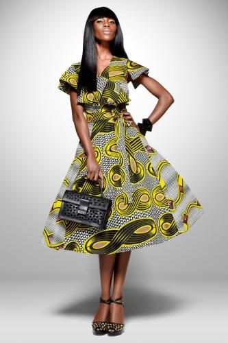 AFRICAN PRINT latest | african prints vlisco dresses » African fashion styles african ...