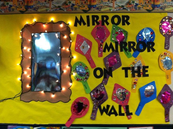 snow white fairy tale theme   Snow white's mirror on the wall