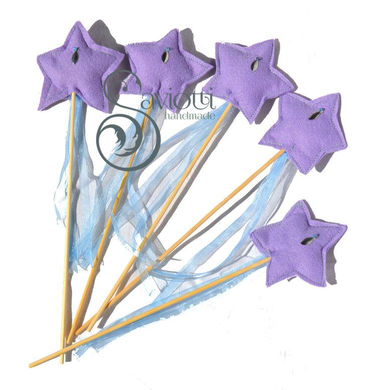 Bacchette magiche per party : Altro di saviotti-handmade
