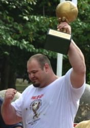 Strongman training by Brian Shaw and other world class strongman set to launch after 2013 Arnold Strongman Classic