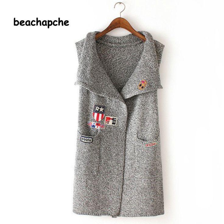 2015 w nowym stylu mody kobieta kamizelka odzież wierzchnia płaszcz cardigans sweter darmowa wysyłka