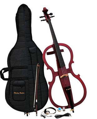 Elektronické cello (možnost č.2)