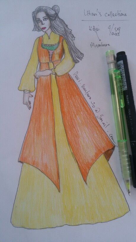 IDR 500.000  fashion disign ilustrasi