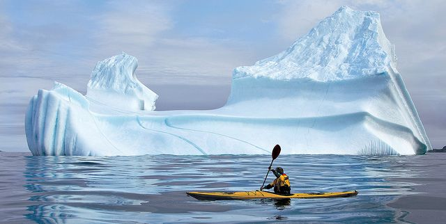 Iceberg viewing in Iceberg Alley – Newfoundland and Labrador – By Land, Boat or Kayak
