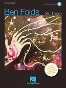 Ben Folds – So There Vocal Piano