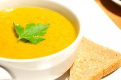 Ayurvedische Süßkartoffel Fenchel Suppe