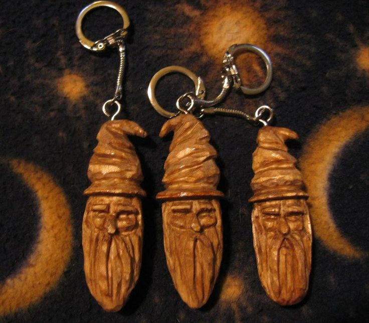 Carving Faces On Walking Sticks   Wood Carvings and Walking Sticks for sale