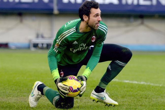 Diego Lopez ingin meninggalkan Milan pada jendela transfer Januari ~ AC Milan Update,Berita ac milan Live Streaming,ac milan transfer rumors,ac milan rooster