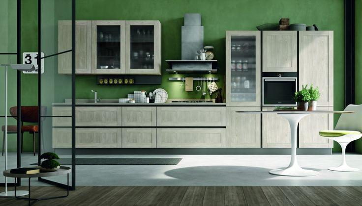 Stosa Cucine: arredamento per cucine moderne City