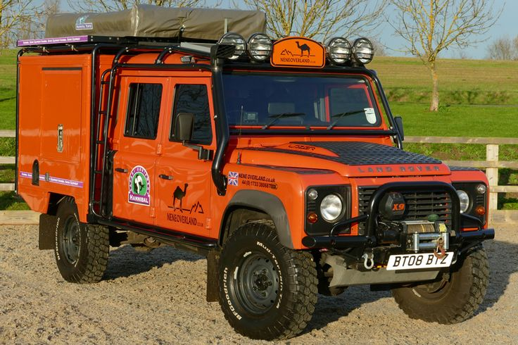 Best Overland Vehicles >> Used 4x4 Land Rover Defender 130 | Land rover defender 130, Defender 130, Land rover defender