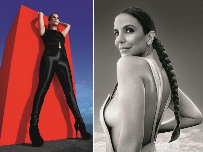 Ivete Sangalo foi leita a 26º mulher mais sexy do mundo pela revista VIP