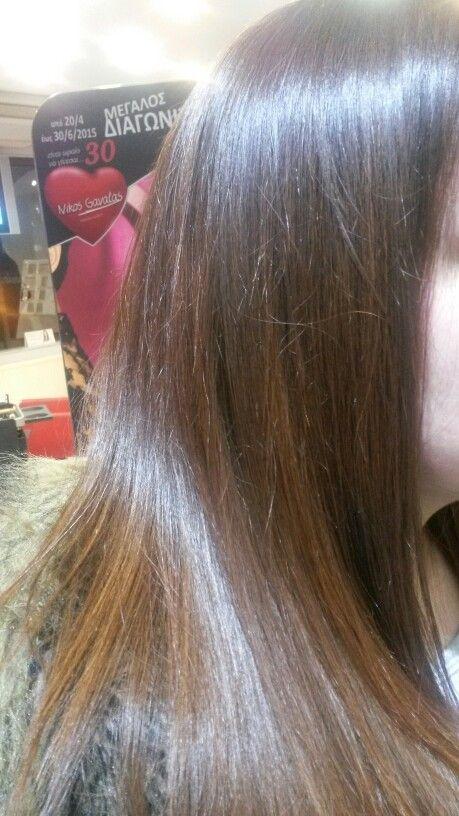HAIR BOTOX COLOR