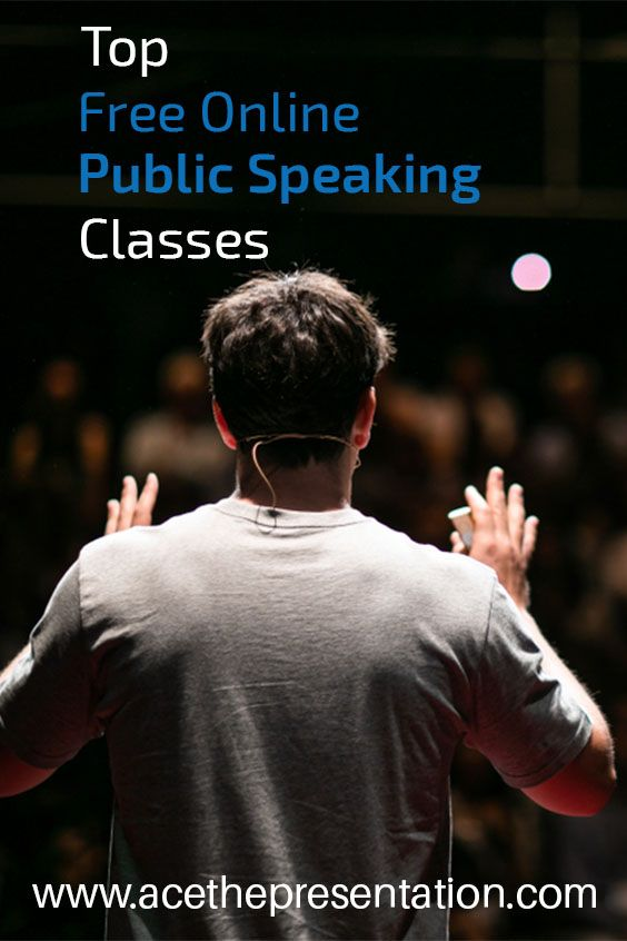 Taking public speaking classes can kickstart your career as a public speaker, influencer and even help you better naviga…