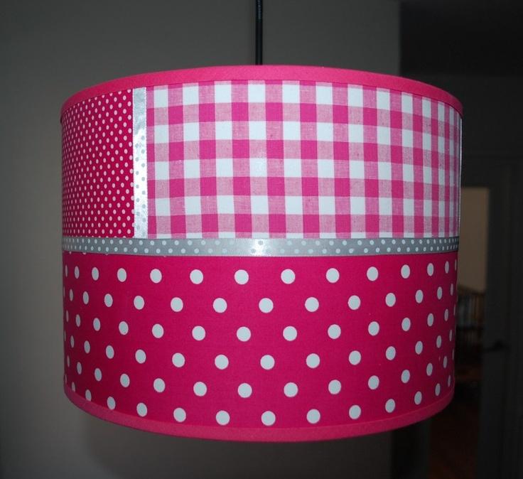 Hanglamp Fuchsia Roze