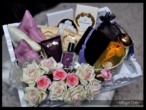 Hikayat Cinta - Galleria Perkahwinan: hantaran