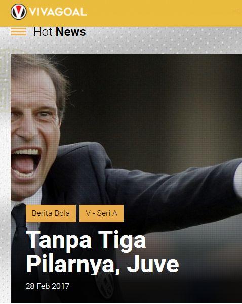 vivagoal hot news