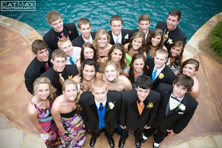 Prom Photo Shoot Ideas groups