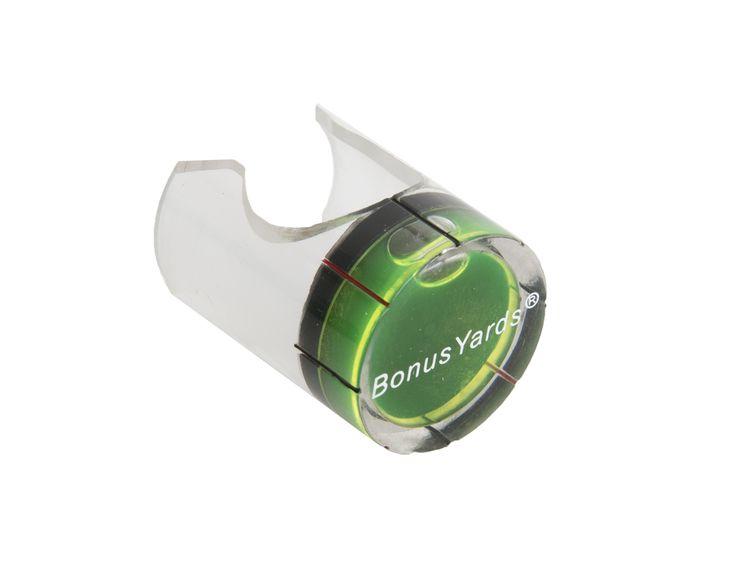 MAXSA Innovations - Bonus Yards™ Golf Aid, $14.95 (http://www.maxsainnovations.com/bonus-yards-golf-aid/) Golf Trainer