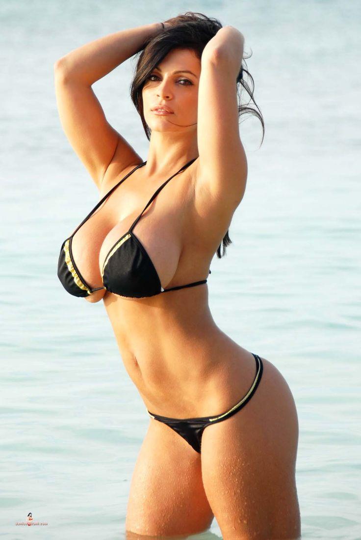 80 Best Busty Bikini  Swimwear Babes Images On Pinterest -3212