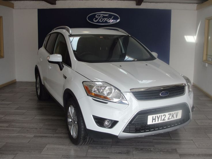 NOW SOLD - Ford Kuga 2.0 TDCi 140 Titanium 5dr 2WD is now available at Swanson…