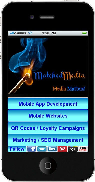 Our New App Designs!