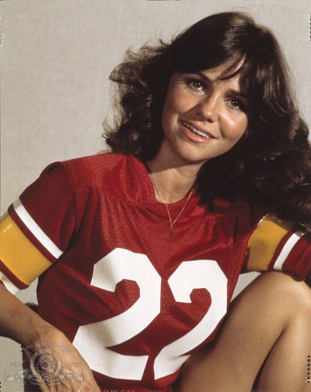 Sally Field..MY FAVORITE! I love her!!