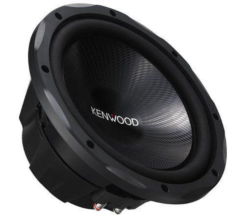 "Brand New Kenwood Kfc-w3013ps 12"" 4 Ohm Performance Series"
