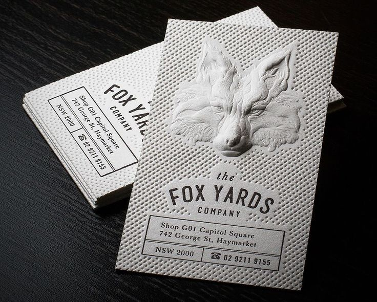 17 Best ideas about Embossed Business Cards on Pinterest ...