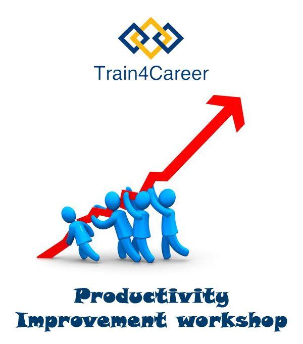 Productivity Improvement Workshop Toronto Workshop Organization Workshop Soft Skills Training