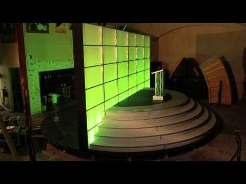 Rotating Stage by Scene Ideas - YouTube