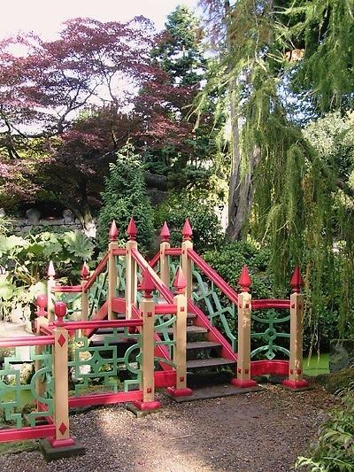 Small decorative garden bridges Gardening❀Projects Pinterest - chinesischer garten brucke