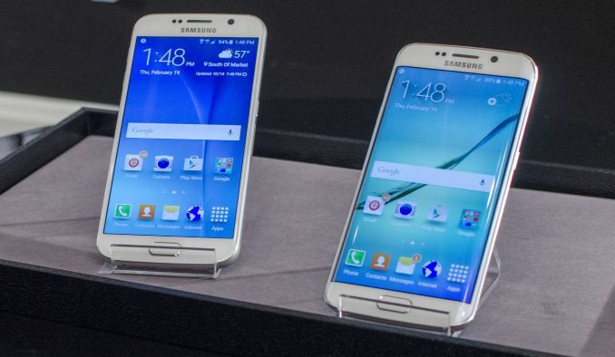 Samsung Announces the Galaxy S 6 and S 6 Edge