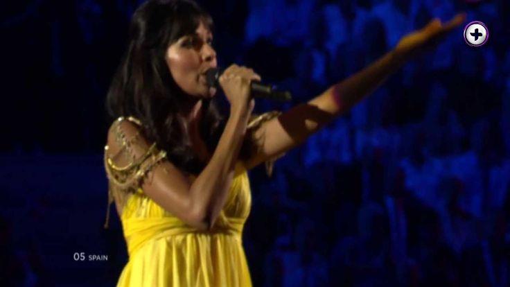 SPAIN EUROVISION 2013 - CONTIGO HASTA EL FINAL - EL SUEÑO DE MORFEO