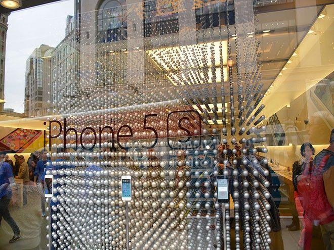 ¿Cuánto le cuesta a Apple hacer un #iPhone5s?