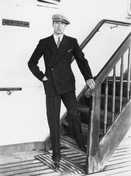 Gary Cooper, 1930s via bastardkeaton