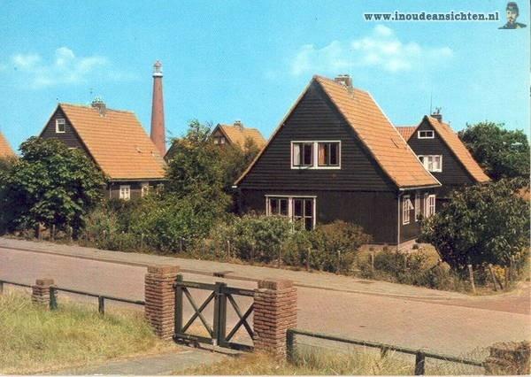 Onze Houten Huizen op Huisduinen