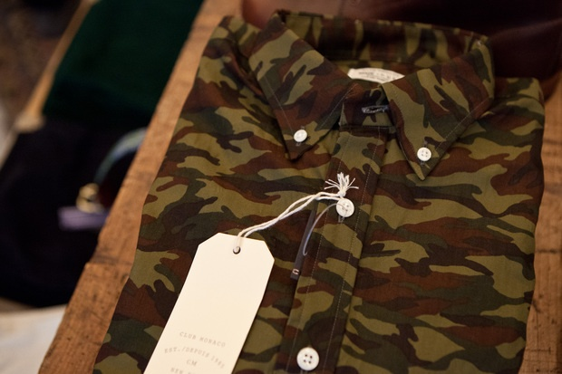 camo button down  how did I end up on hypebeast?