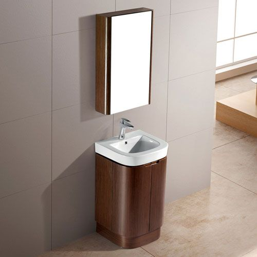 Best Small Bathroom Ideas Images On Pinterest Small Bathroom - 18 depth bathroom vanity for bathroom decor ideas