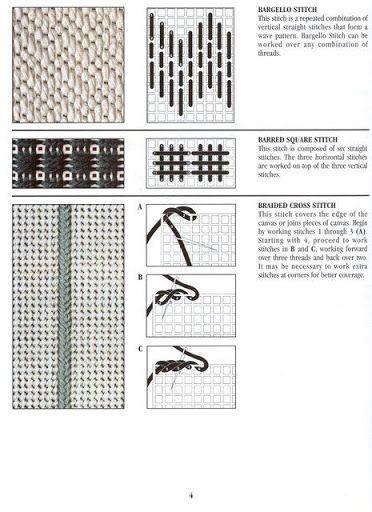plastic canvas stitches guide pdf