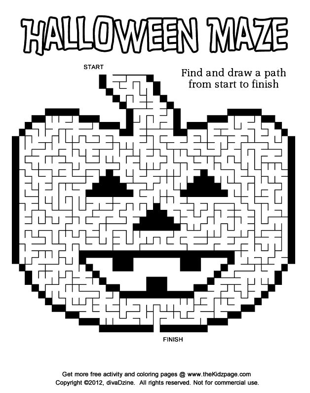 Free Printable First Day Of School Coloring Pages For Kindergarten : 403 best halloween teaching resources images on pinterest