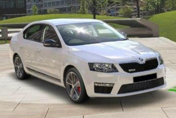 skoda octavia a7 rs combi lease. Black Bedroom Furniture Sets. Home Design Ideas