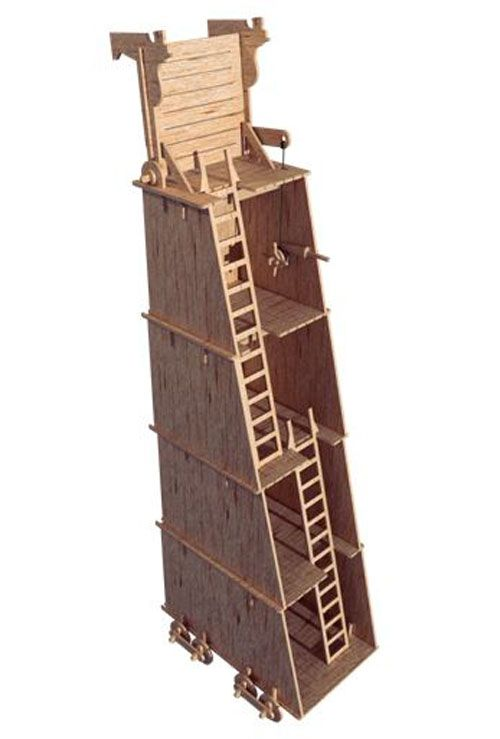 160 Best Images About Siege Equipment On Pinterest