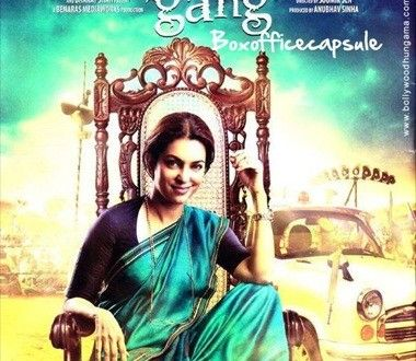 Gulaab Gang (2014) 2nd Day Box Office Collection | Boxofficecapsule
