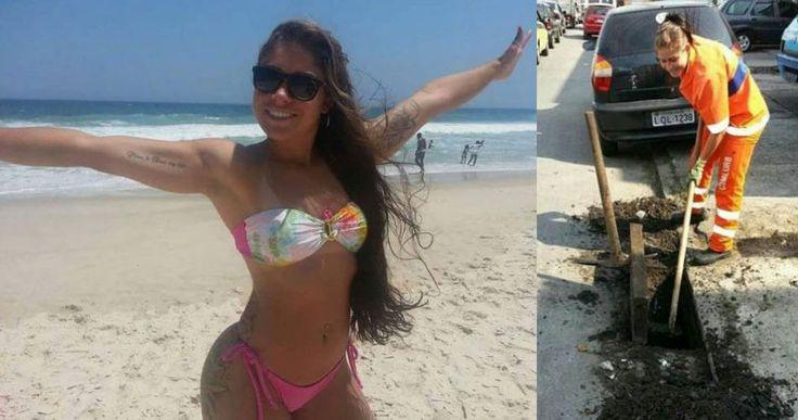 L' incredibile mondo del web che incontra quello folle della moda! Ecco come una netturbina può diventare Top Model.La moda dei selfie è ormai famosa in tutto il mondo! A molti piace scattarsi qualche foto, anche sul posto di lavoro, anche solo per ingannare il tempo in un momento noioso.Questa è stata la fortuna di Rita Mattos, una ragazza brasiliana di 23 anni, la quale non avrebbe mai immaginato che, scattandosi qualche selfie con la divisa da lavoro, mentre operava come spazzina, sare...