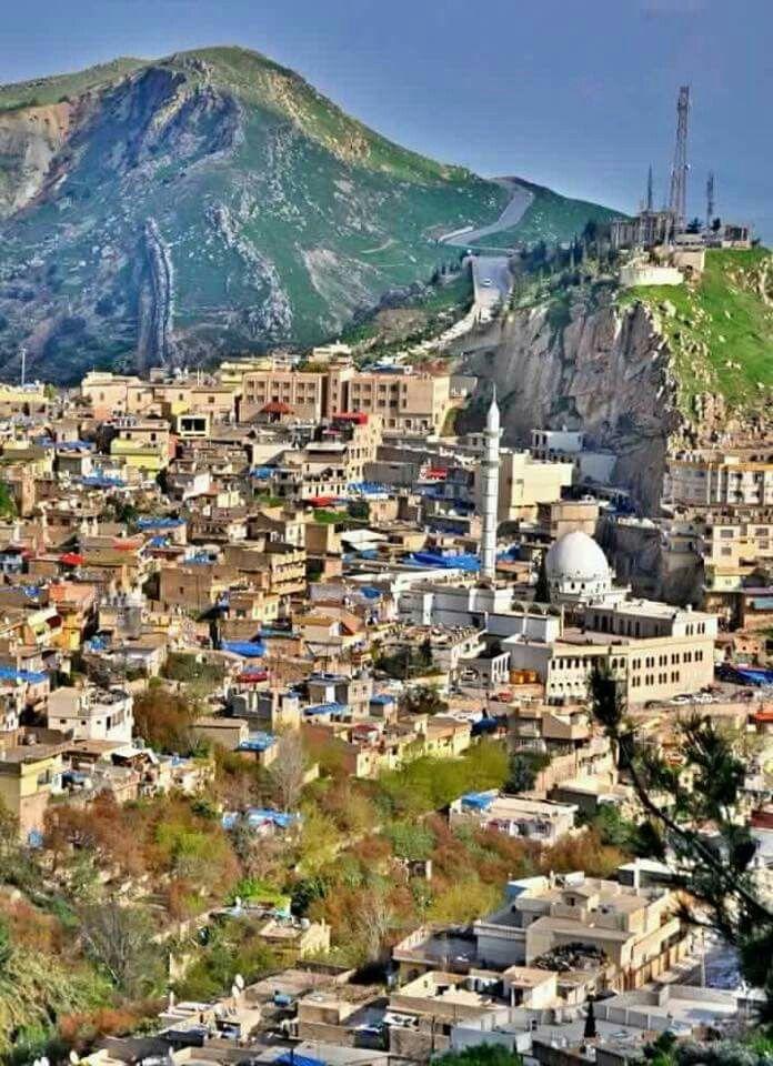 Kurdistan - Akre | KURDISTAN | Baghdad iraq, Kurdistan, Iran