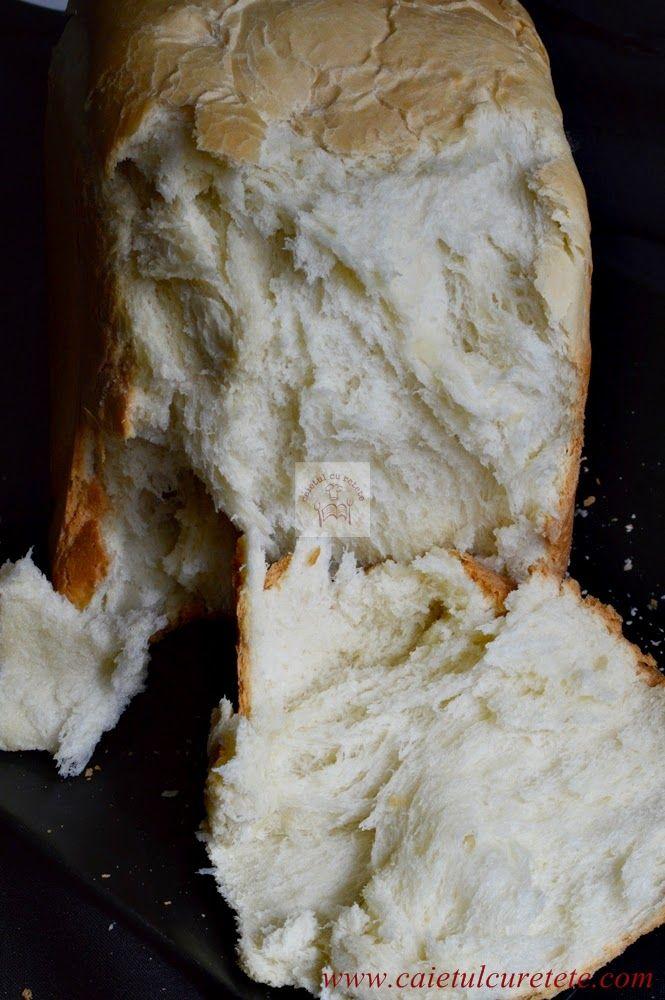 Masina de facut paine Heinner si o painica pufoasa si gustoasa! | CAIETUL CU RETETE