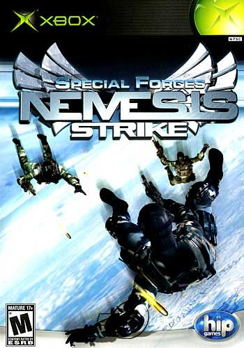 Title: Nemesis Strike: Special Forces Publisher: Hip Interactive Platform: XboxGenre: Action AdventureRelease Date: 3/23/2005Overview: In this thrilling third-person shooter, you'll play as two members of an elite force who will need to dismantle the terrorist NEMESIS network and recover some stolen technology. As Stealth Owl, you're an infiltration expert with a knack for accuracy and a penchant for skydiving. As Raptor, you'll know a thing or two about weapons of mass destruction and ...